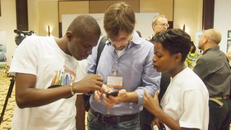 Les TIC peuvent aider à faire de l'agriculture une option plus atractive pour les jeunes