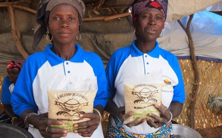 L'étuvage du riz se présente comme une solution efficace pour vaincre la faim et le désœuvrement dans la province de la Gnagna